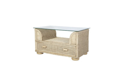 Brook-wicker-cane-rattan-conservatory furniture coffee table