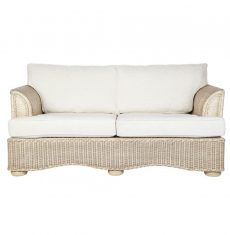 Brook-wicker-cane-rattan-conservatory furniture sofa