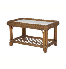 Grove wicker cane rattan conservatory furniture coffee table