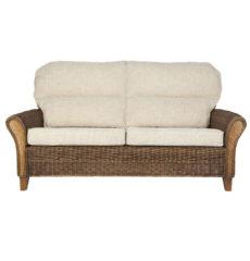 Grove wicker cane rattan conservatory furniture large sofa