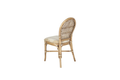 Mist-Shade-wicker-cane-rattan-conservatory furniture dining Chair 1