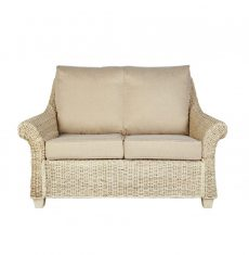 Rossby wicker cane rattan conservatory furniture sofa