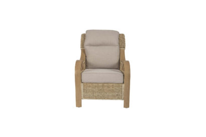 Shore-wicker-cane-rattan-conservatory furniture chair