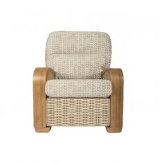Surf-wicker-cane-rattan-conservatory furniture chair