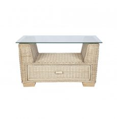 Surf-wicker-cane-rattan-conservatory furniture coffee table