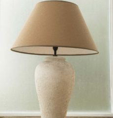 Sands natural stone table lamp