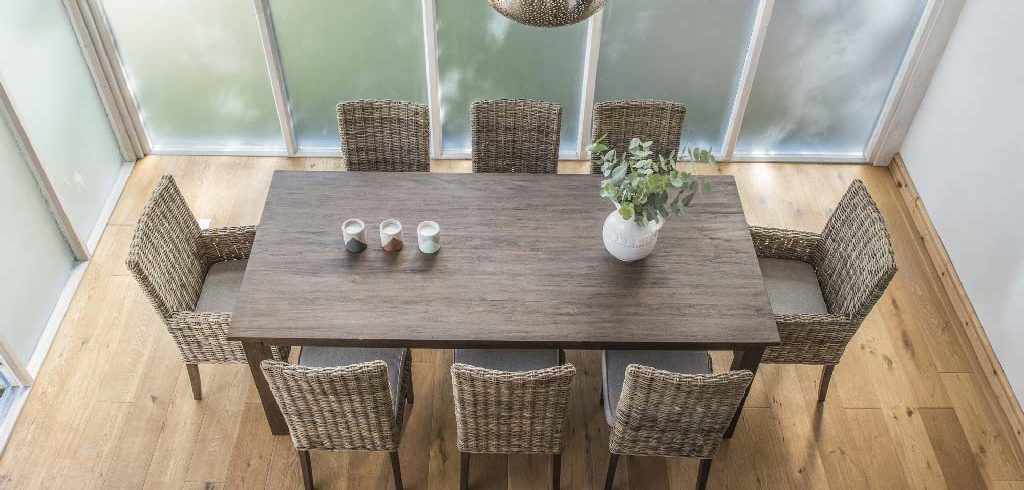 Terrain 8-seat dining set